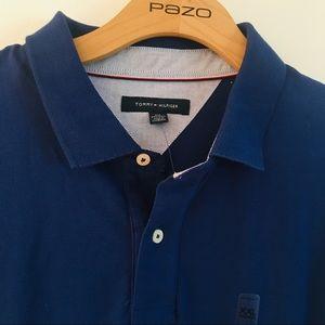 Tommy Hilfiger Shirts - Tommy Hilfiger XXL shirt sleeve polo shirt NWT